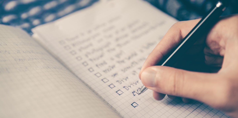 Gérer les listes de tâches avec sérénité
