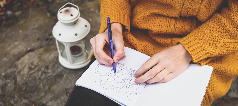 Créativité et canaliser les émotions | BN121