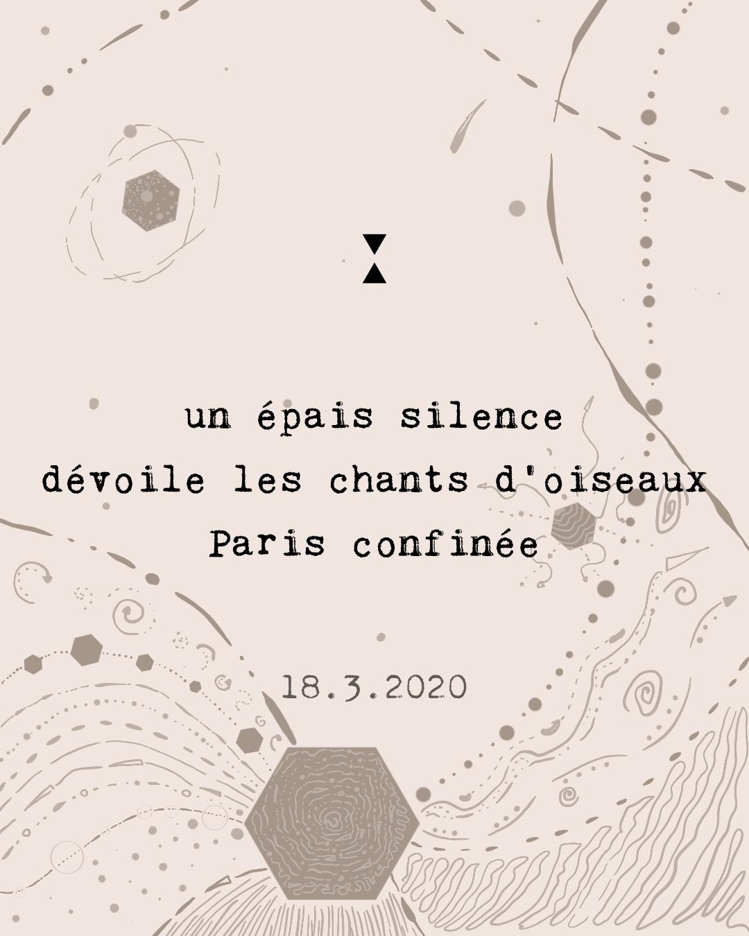 Paris confinée